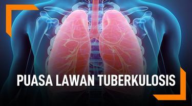 Kondisi Orang Berpuasa Bisa Lawan Bakteri Tuberkulosis
