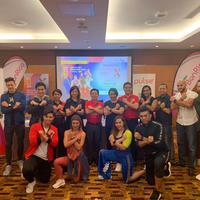 Maksimalkan kebugaran tubuh dengan sederet aktivitas kesehatan terpadu di GOIFEX 2019, Malaysia