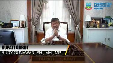 Bupati Garut Rudy Gunawan mengatakan, penyebaran Covid-19 di Kabupaten Garut, Jawa Barat belum menunjukan penurunan. Penambahan angka positif dan meninggal dunia akibat Covid-19 saat ini terus meningkat setiap harinya.