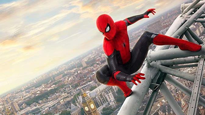 Spider-man Far From Home: Pahlawan Super Paling Santai di Semesta Marvel - ShowBiz Liputan6.com