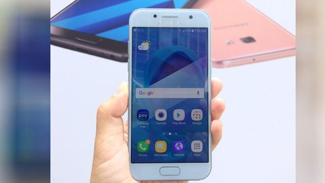 Samsung Diam Akui Keberadaan Galaxy A5 2018