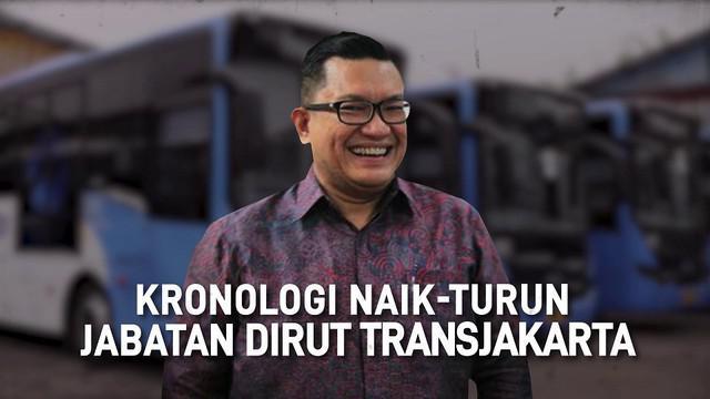 Hanya empat hari Donny Andy Saragih menikmati empuknya kursi Direktur Utama PT TransJakarta. Pemprov DKI Jakarta membatalkan penunjukan Donny setelah terpilih sebagai Dirut Transjakarta yang baru sejak Kamis, 23 Januari 2020.