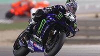 Maverick Vinales jadi yang tercepat di FP1 MotoGP Portugal (AFP)