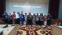 Diskusi making finance work for women (Foto: Dok Kemenko Bidang Perekonomian)