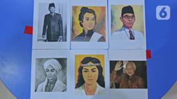Pada kondisi saat ini, School of Human Community mengangkat tema Cosplay Pahlawan Indonesia. Nantinya, akan diperlombakan secara online dan offline. (Liputan6.com/Herman Zakharia)