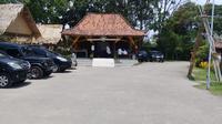 Kampung Mataraman menjadi andalan BUMDes Panggung Lesatri desa Panggungharjo Sewon Bantul dalam usahanya. (foto: Liputan6.com / wisnu wardhana)