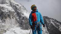 Zhang Hong di Everest (Twitter/@Zhang_Hong_76)