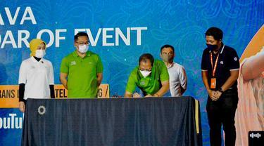 Sandiaga Uno Berharap Calendar of Events 2021 Bisa Pulihkan Pariwisata di Jawa Barat
