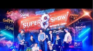 Super Junior (Foto: Instagram/@dyandraglobal)