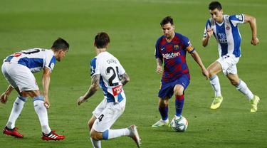 Espanyol Vs Barcelona