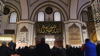 Ilustrasi masjid (sumber: iStockphoto)