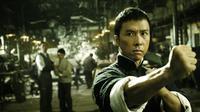 Aktor film laga Hong Kong Donnie Yen.