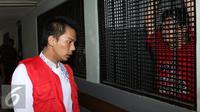 Muncikari RA kembali menjalani persidangan di Pengadilan Negeri Jakarta Selatan.  [Foto: Herman Zakaria/Liputan6.com]