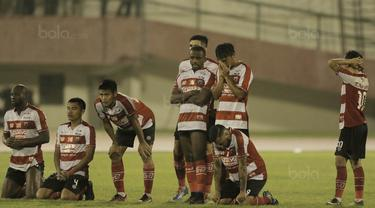 Madura United, Piala Presiden 2018, Bali United