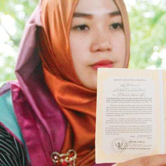 Janji Polda Gorontalo Pada Istri Polisi Korban Buku Nikah Palsu
