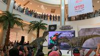 Dinosaurs Adventure Park di Grand Galaxy Park Bekasi. foto: dok. Asri Public & Media Relation