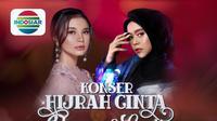 Konser Hijrah Cinta Rossa dan Lesti tayang live di Indosiar, Kamis (20/8/2020) pukul 20.00 WIB
