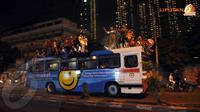 Polisi akan menindak tegas warga takbir keliling yang melanggar aturan yang berlaku