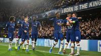 9. Chelsea - USD 585,3 juta. (AFP/Glyn Kirk)