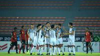 Timnas Filipina secara matematis membutuhkan hasil lebih dari satu poin untuk memastikan satu tempat di semifinal Piala AFF 2018. (dok. AFF)