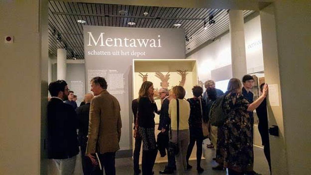 Ketika Budaya Mentawai 'Membius' Warga Belanda (KBRI Den Haag)