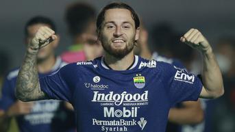 Usai Lawan Bali United, Gelandang Persib Marc Klok Tatap Borneo FC di BRI Liga 1 Pekan Keempat, Highlights di Vidio