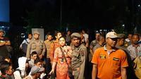 Kementerian Luar Negeri Indonesia merelokasi Pengungsi dan pencari suaka internasional di Jakarta. (Liputan6.com/Rizki Akbar Hasan)