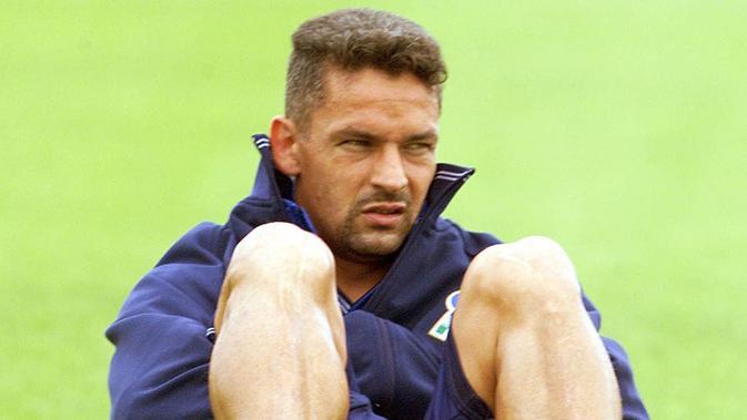 Roberto Baggio. (AFP/Gerard Julien)