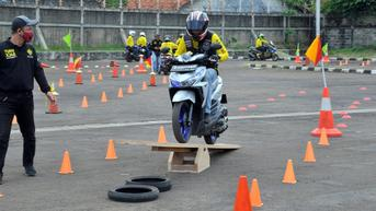 Asah Skill Berkendara, Forwot Gelar Safety Riding Training