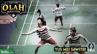 Kolom Yus Mei Sawitri. (Bola.com/Dody Iryawan)