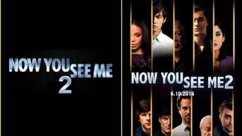 Film Now You See Me 2 Kini Hadir di Vidio: The Four Horsemen Kembali Beraksi