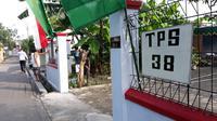 TPS 38 yang beralamat di Jalan Kasuari III No 6, Kampung Tirtoyoso, Manahan, Solo. (Foto: Liputan6.com/Fajar Abrori)