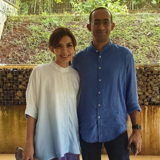 Anak Dan Suami Najwa Shihab