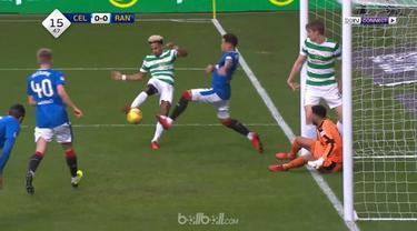 Berita video eks pemain Chelsea, Scott Sinclair, membuang banyak peluang pada laga Celtic vs Rangers. This video presented by BallBall.