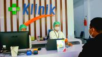 Klinik kesehatan PT Kimia Farma Diagnostika (KFD) di Labuan Bajo, Manggarai Barat, Nusa Tenggara Timur (dok: humas)