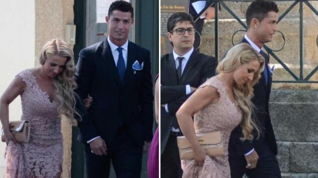 Ronaldo Pilih Putri Agen Jadi Calon Ibu Anak Keduanya