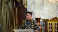 Gubernur Sumsel Herman Deru akan menerbitkan Peraturan Gubernur (Pergub) tentang sanksi bagi pelanggar protokol kesehatan di Sumsel (Dok. Humas Pemprov Sumsel / Nefri Inge)