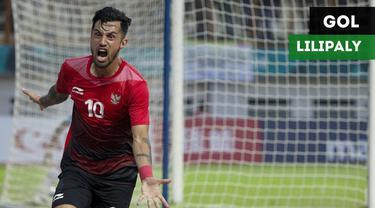 Berita video gol indah pemain Timnas Indonesia U-23, Stefano Lilipaly, pada 16 Besar cabang sepak bola putra di Asian Games 2018.