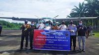 Bandara Pusako Anak Nagari kembali beroperasi mulai hari ini, Jumat (8/1/2021)