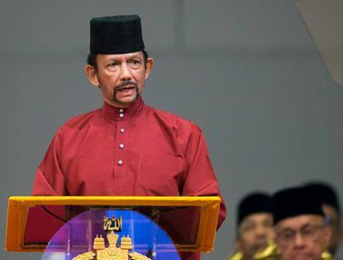 Brunei Berlakukan Hukum Rajam LGBT Mulai Hari Ini