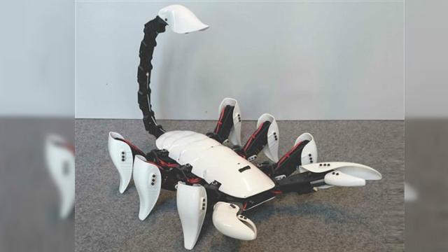 440 Koleksi Gambar Robot Hewan Keren Gratis