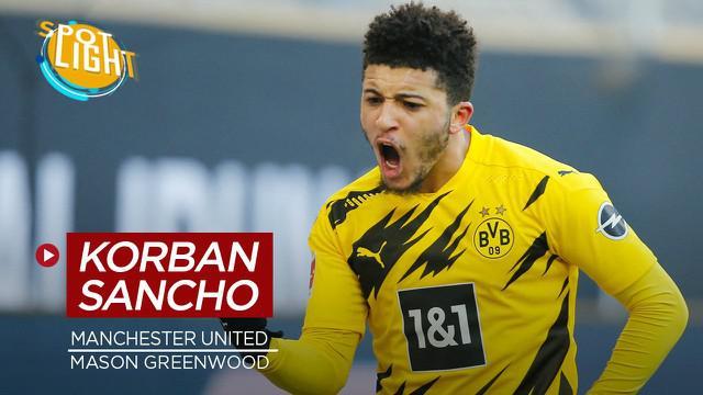 Berita video tentang empat pemain yang bakal menjadi korban setelah kedatangan Jadon Sancho di Manchester United.
