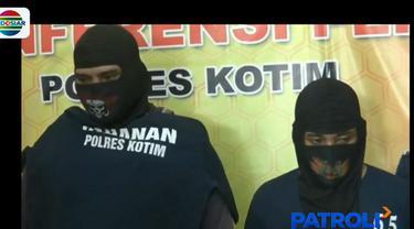 Aksi pejambretan ini terjadi di Jalan Kapten Mulyono, Kota Sampit, Kotawaringin Timur, Kalimantan Tengah, Minggu malam.