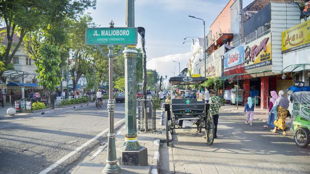 4 Tempat Wisata di Kota Yogya ini Bisa Dilakoni dengan Jalan Kaki