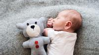 Bayi punya waktu tidur yang khusus agar dia bangun dalam keadaan bugar (Ilustrasi/iStockphoto)