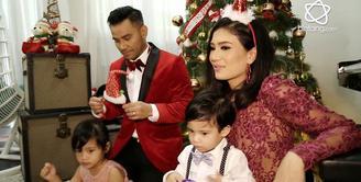 Cerita natal Judika dan Duma Riris setelah berkeluarga.