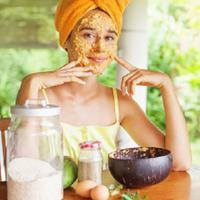 Ilustrasi scrub wajah (iStock)