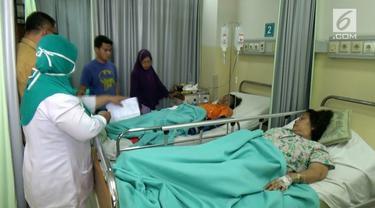 Seorang korban selamat kecelakaan tanjakan Emen mennuturkan kronologi kecelakaan maut tersebut.
