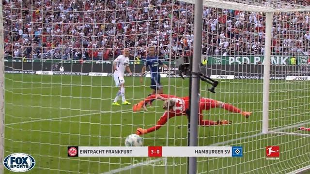 Harapan Hamburg untuk bertahan di Bundesliga musim depan hampir dipastikan sulit terwujud usai secara menyakitkan takluk 0-3 dari ...