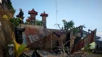 Gempa magnitudo 4,8 terjadi di 8 kilometer barat laut Karangasem, Bali pada, Sabtu (16/10/2021) pukul 03.18 WIB.